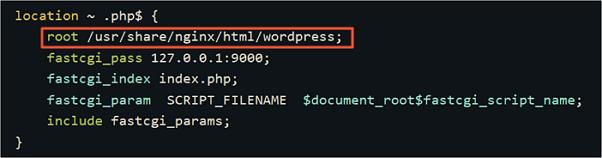 nginx配置文件